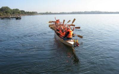 Drachenbootfahren