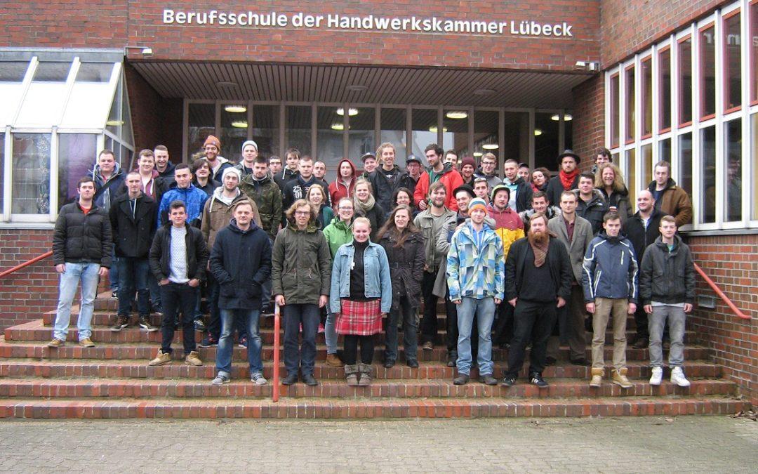 Gesellenprüfung Bootsbauer 2016