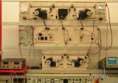 Datenbus im E-Techniklabor