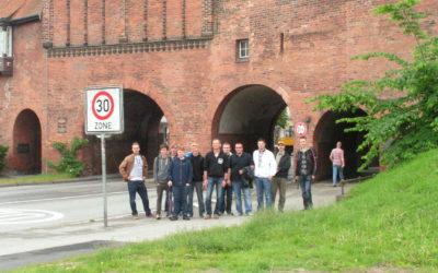 Exkursion nach Lübeck mit der Km 12