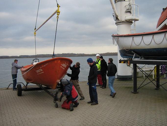 """Yachttechnik – Projekt """"Rosita"""""""
