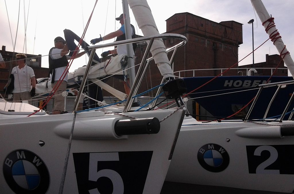 BMW Sailing-Cup 2012 vom 18. – 19.08.12 in Wismar