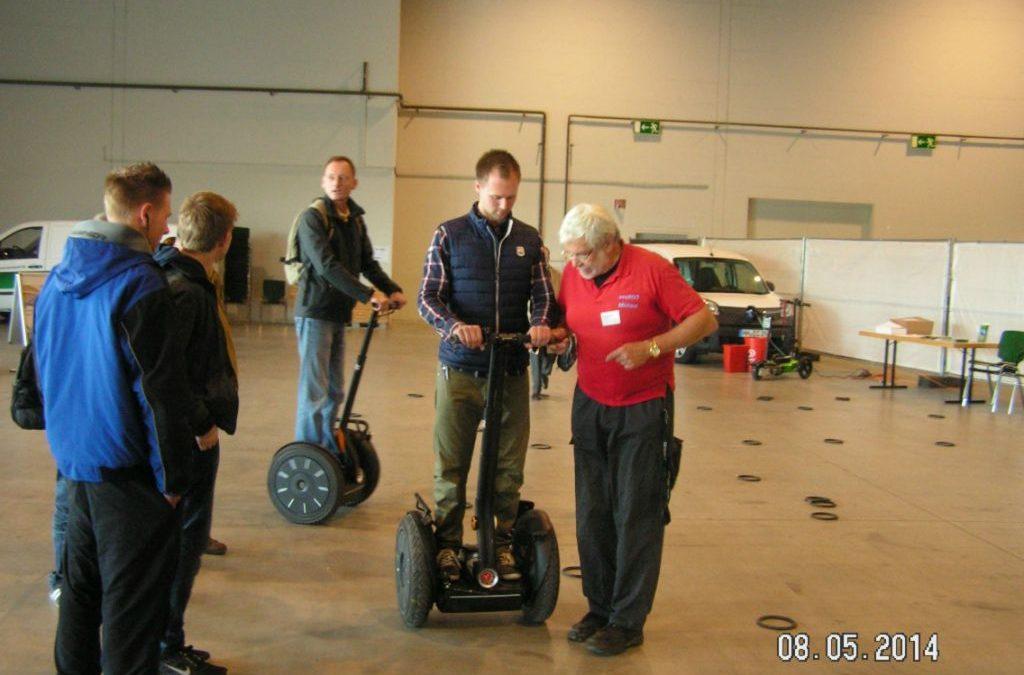 move & meet – Besuch mit der Km 11 am 08.05.2014