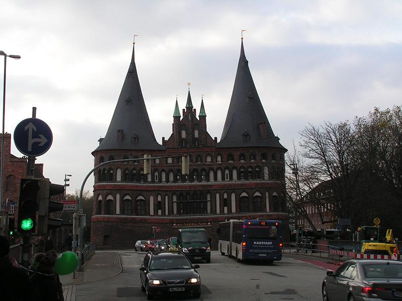 Exkursion nach Luebeck mit der Km 13