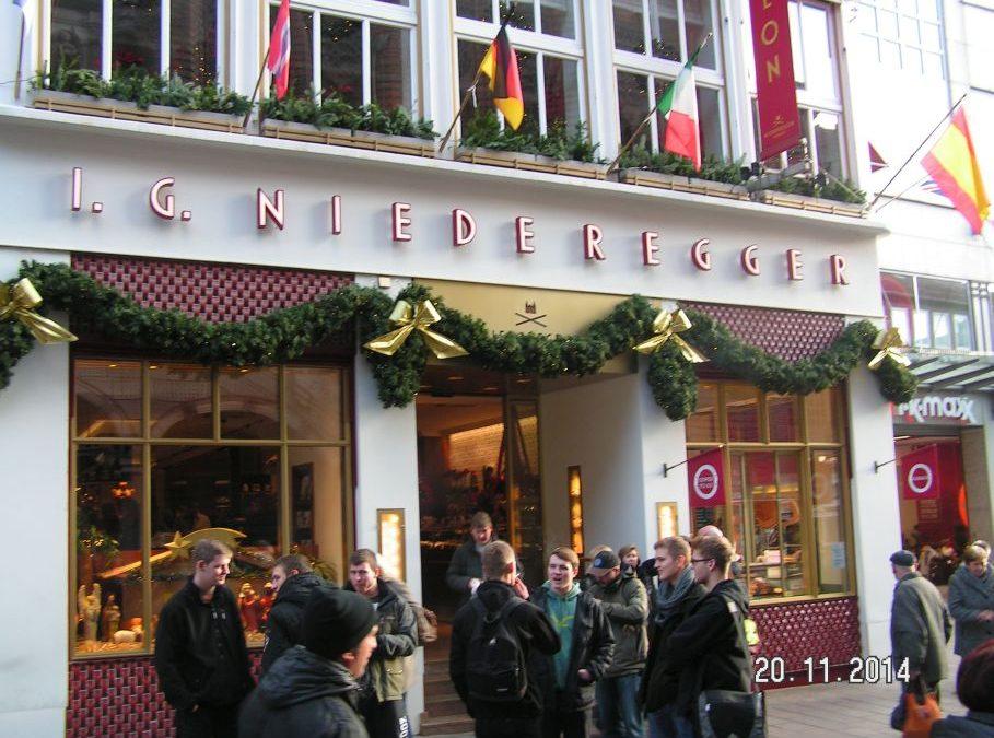 Exkursion nach Lübeck mit der Km 14