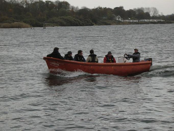 Lehrgänge zum Erlangen des Sportbootführerscheins – See