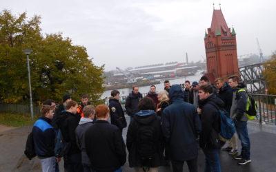 Exkursion nach Lübeck mit der Km 17
