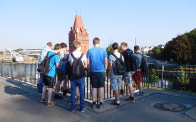 Exkursion nach Lübeck mit der Km 15